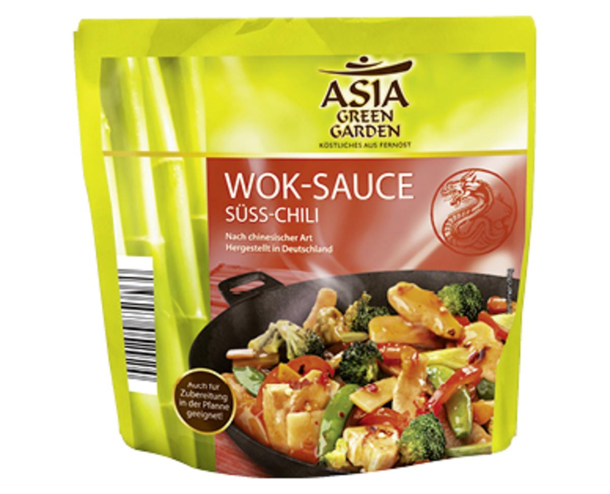 Bild 1 von ASIA GREEN GARDEN Wok-Sauce