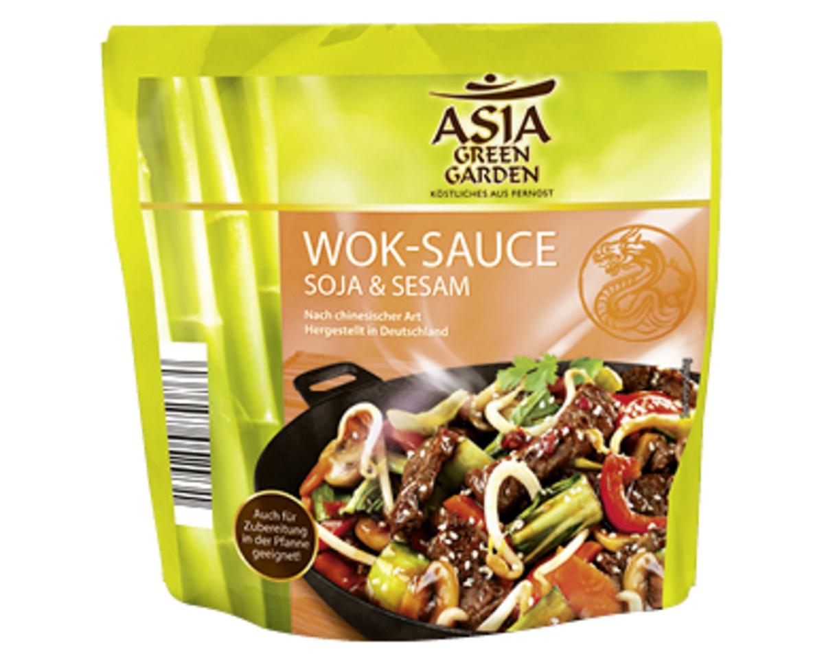 Bild 2 von ASIA GREEN GARDEN Wok-Sauce