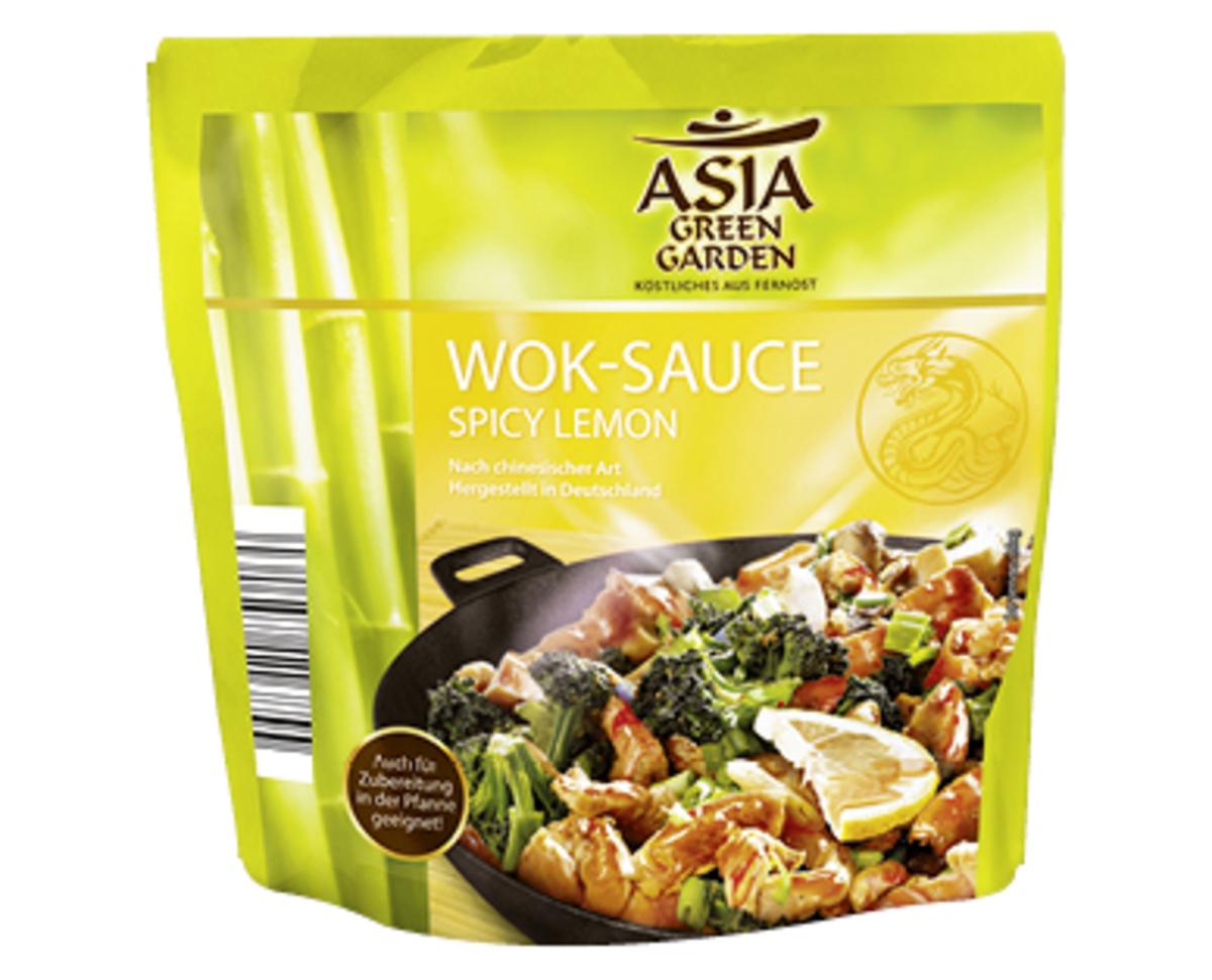 Bild 3 von ASIA GREEN GARDEN Wok-Sauce