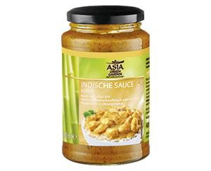 ASIA GREEN GARDEN Indische Sauce