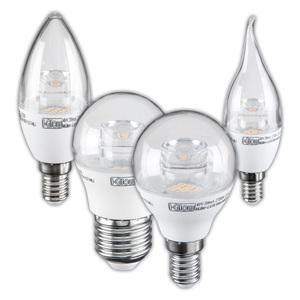 """I-Glow LED-Leuchtmittel """"Kristall"""""""