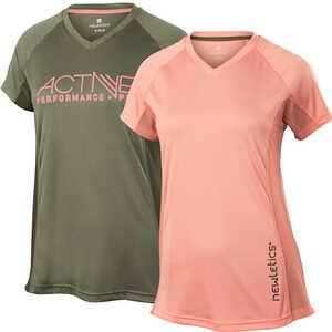 NEWLETICS®  Damen-Fitness-Shirt
