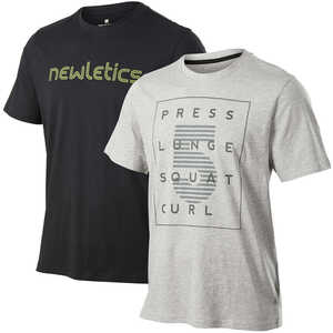 NEWLETICS®  Herren-T-Shirt