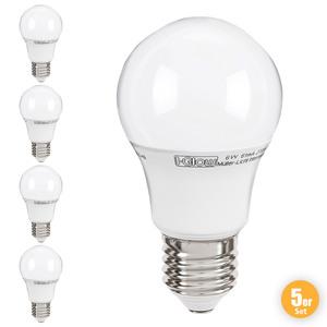 I-Glow LED Leuchtmittel Birne - 5er Set
