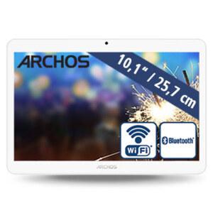 Tablet Access 101 · Quad-Core-Prozessor (bis zu 1,3 GHz) · 2 Kameras (0,3 MP/2 MP) · microSD™-Slot bis zu 32-GB · Android™ 7