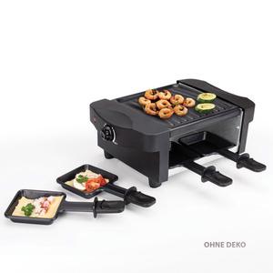 TecTro Raclette ER 191 für 4 Personen