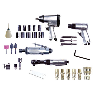 Craftomat Druckluft-Werkzeug-Set