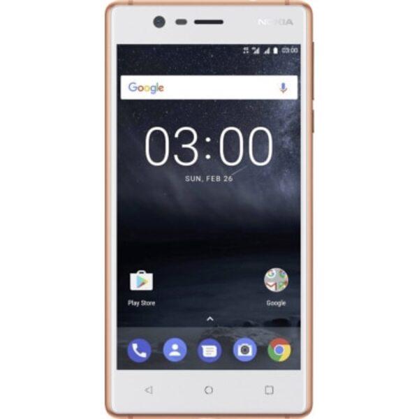 Nokia 3 16GB copper Android™ 7.0 Smartphone