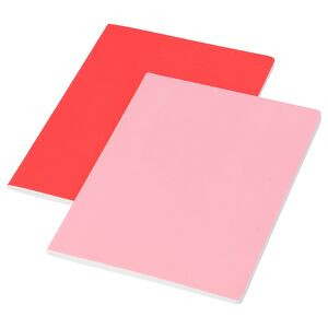 LANKMOJ                                Notizbuch, rosa