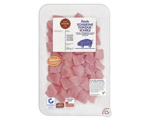 MEINE METZGEREI Fondue-Schale vom Schwein