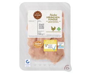 MEINE METZGEREI Fondue-Schale vom Hähnchen