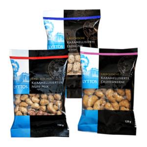 LYTTOS     Karamellisierte Nüsse