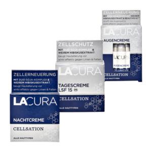 LACURA     Cellsation Gesichtspflege