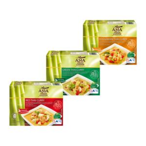 ASIA GREEN GARDEN     Thai Curry