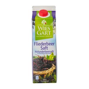 WIESGART     Fliederbeer Saft