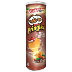Pringles Hot Paprika Chili 200g