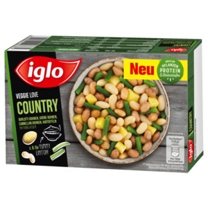 Iglo Veggie Love Country 450g