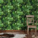 Bild 4 von A.S. Creation NEUE BUDE 2.0 Vliestapete - grün - Blätter - 10 Meter