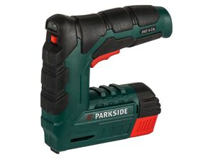 PARKSIDE® Akku Tacker PAT 4 C4