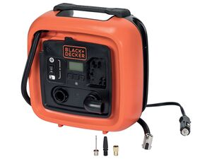 Black & Decker Mini-Kompressor / Luftpumpe