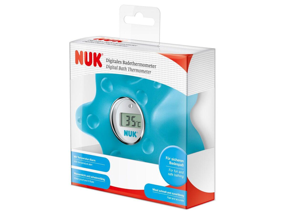 Bild 2 von NUK Digitales Badethermometer