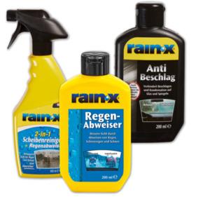 RAIN-X Autofensterpflege