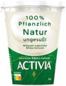 Danone Activia Joghurt 100 % pflanzlich