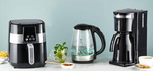 elta Glaswasserkocher oder Kaffeemaschine