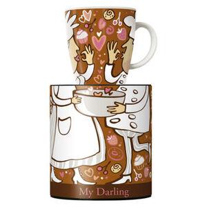 Ritzenhoff Kaffeebecher My Darling Martina Schlenke