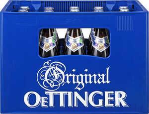 ORIGINAL OETTINGER  Bier oder Biermischgetränk