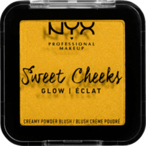 NYX PROFESSIONAL MAKEUP Rouge Sweet Cheeks Blush Glowy Silence Is Golden 11