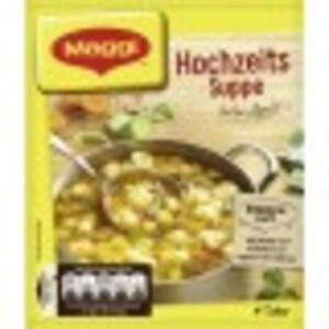 Maggi Guten Appetit! Hochzeits Suppe ergibt 1 ltr