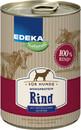 Bild 2 von EDEKA Naturals Monoprotein Rind Hundefutter nass 400 g
