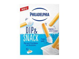 Philadelphia Dip & Snack