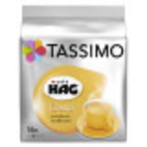 Tassimo Café Hag Crema entkoffeiniert 16x 6,5 g