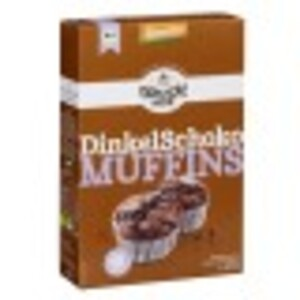 Bauckhof Demeter Bio Dinkel Muffins Schoko 300 g