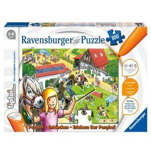 Ravensburger Puzzle Puzzeln Der Ponyhof