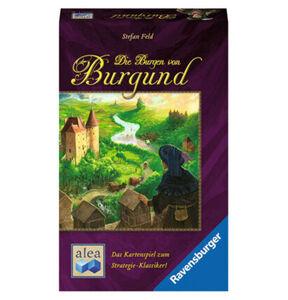 Ravensburger Die Burgen von Burgund – Das Kartenspiel