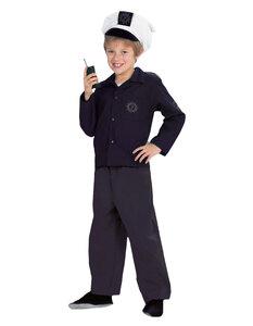 Jungen Kostüm Polizist