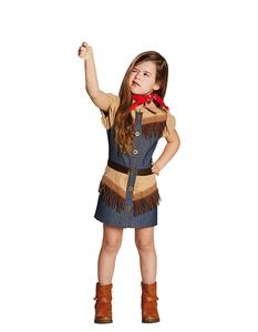 Mädchen Cowboy Girl