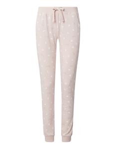 Damen Sweatpants mit Allover-Print