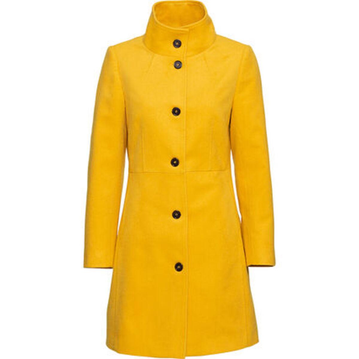 Bild 1 von manguun collection Mantel, geknöpft, taillierte Passform, für Damen