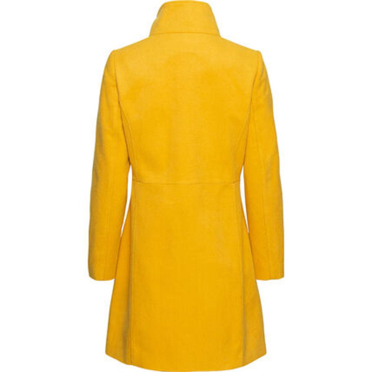 Bild 2 von manguun collection Mantel, geknöpft, taillierte Passform, für Damen