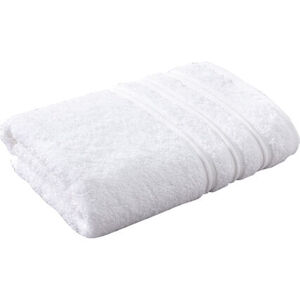 Möve Duschtuch Comfort Basic, 67x140 cm, snow, 067x140 cm