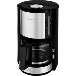 Krups Kaffeeautomat ProAroma Plus KM3210, schwarz/edelstahl