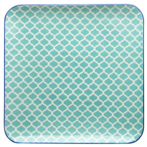 CreaTable Servierplatte Mediterran, 26 cm