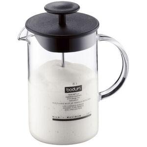 Bodum Latteo Milchschäumer mit Glasgriff 0,25 l