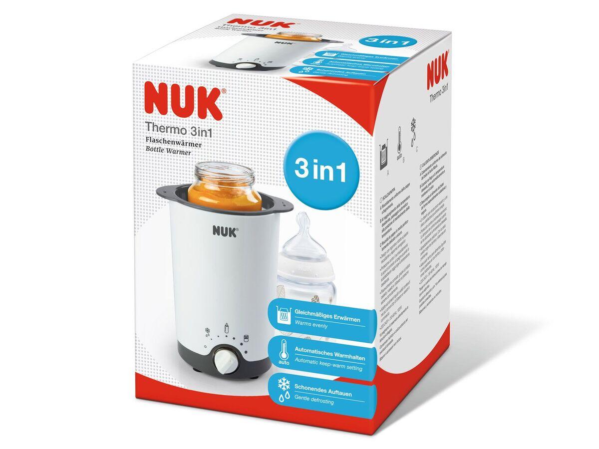Bild 2 von NUK Thermo Express 3in1 Flaschenwärmer