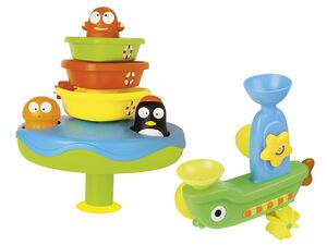 PLAYTIVE® JUNIOR Wasserspielzeug-Set