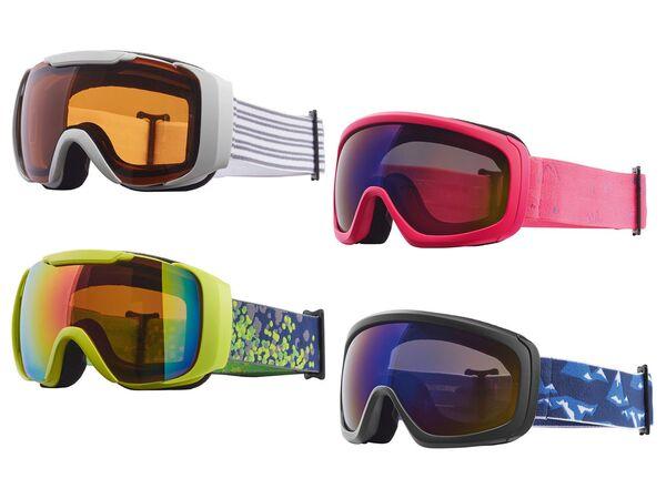 CRIVIT® Kinder Skibrille / Snowboardbrille